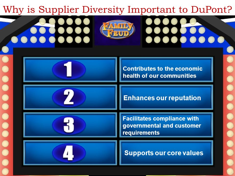 What is a Supplier Diversity Plan.