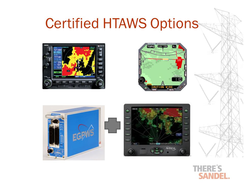 Certified HTAWS Options