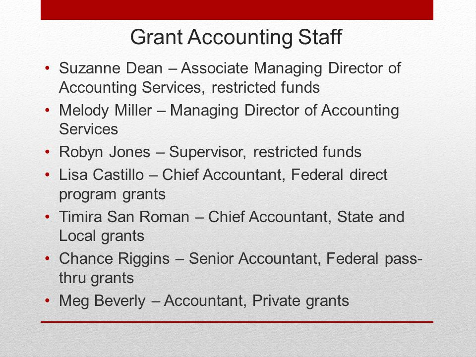 Program Income Program income is gross income received by the grantee/ subgrantee directly generated by a grant supported activity, or earned only as a result of the grant agreement during the grant period.