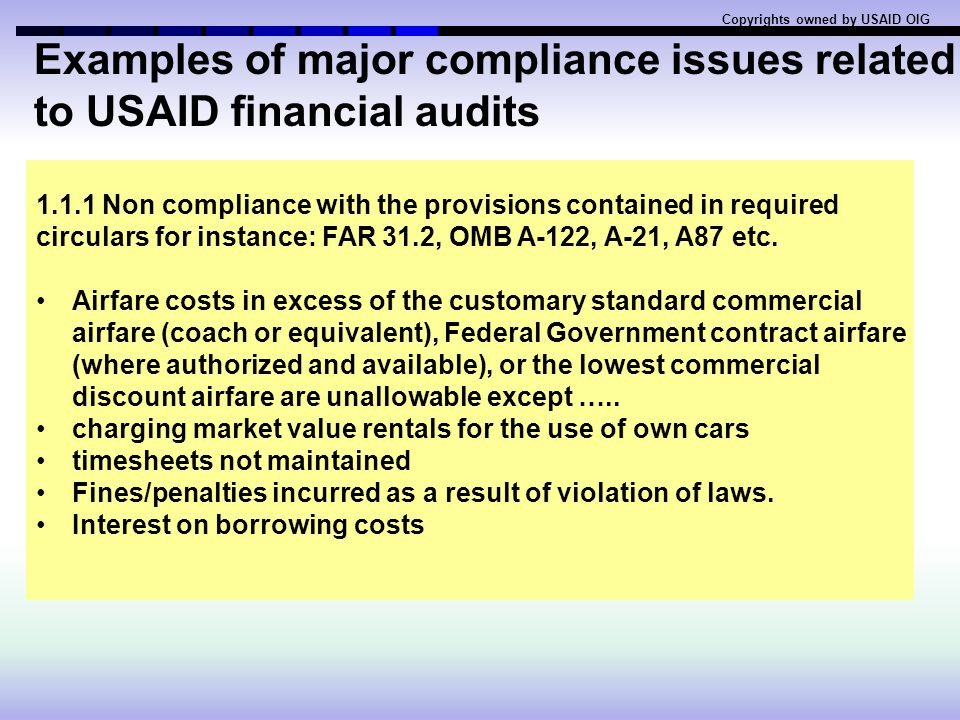 Competitive practices not followed Examples of practices that limit fair and unbiased competition: Selection criteria for vendor (financial capability, technical capability, manufacturing capacity, past experience, stock availability etc.,) was not preannounced.