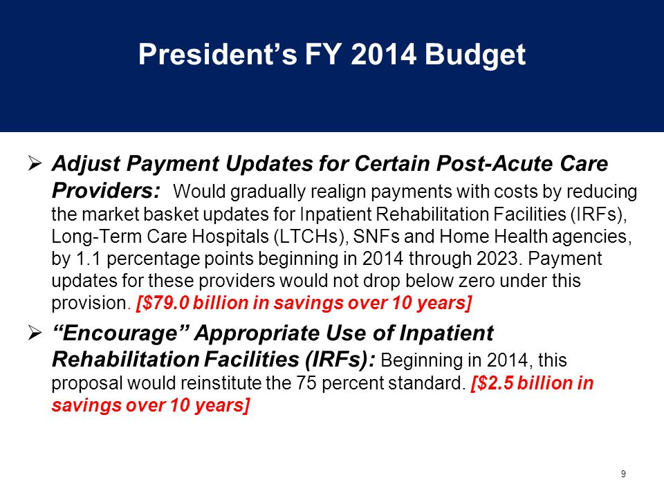 60 DSH Factor Three  Definition of uncompensated care is bound to be controversial  Tables are posted showing CMS estimate of each hospital's share  http://www.cms.gov/Medicare/Medicare-Fee-for-Service- Payment/AcuteInpatientPPS/dsh.html