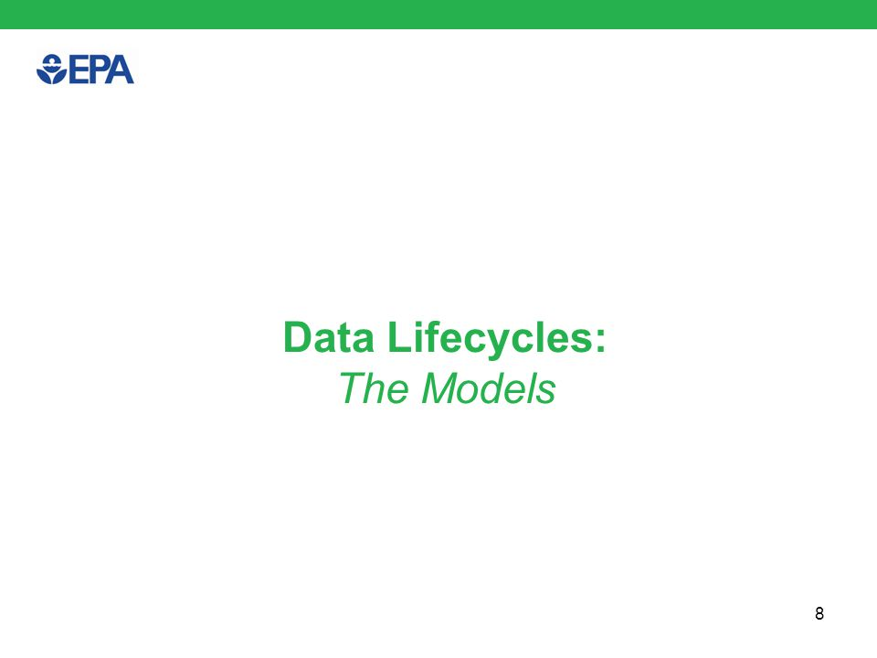 Lifecycle Models 9