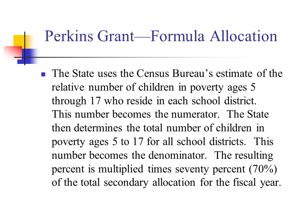 Equipment Equipment under the Perkins grant is defined as tangible personal property having a useful life of more than one year and an acquisition cost of $1,000 or more per unit.