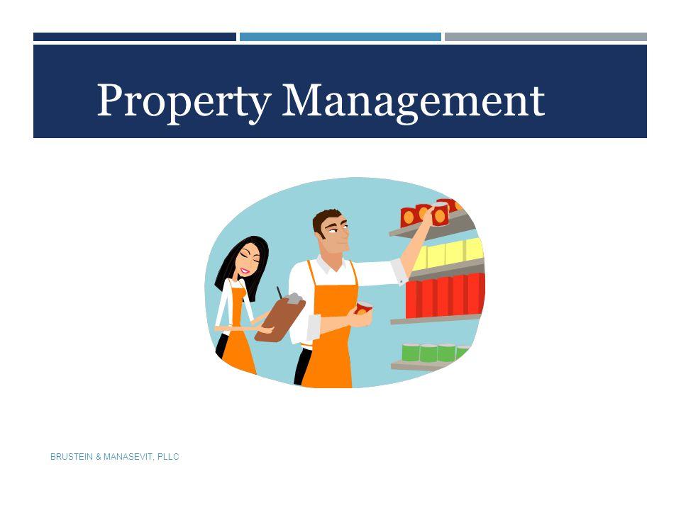 Property Management BRUSTEIN & MANASEVIT, PLLC 64
