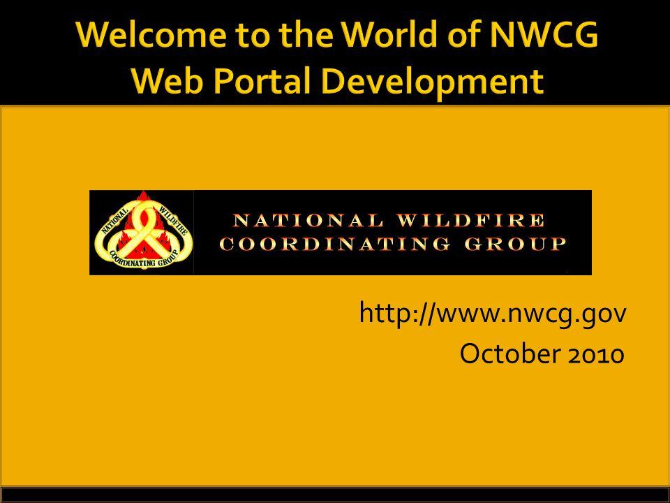 October 2010 http://www.nwcg.gov