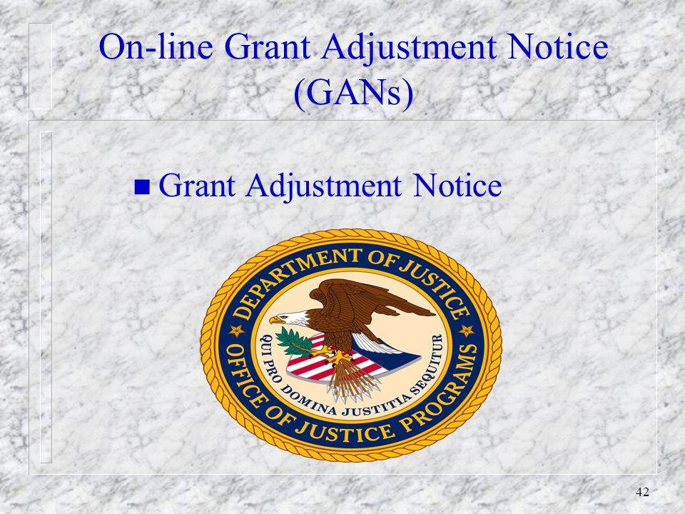 41 Ç Segregation of duties not adequate È Cash management procedures need improvement É Procurement procedures not detailed TOP TEN AUDIT FINDINGS (for FY 2006)