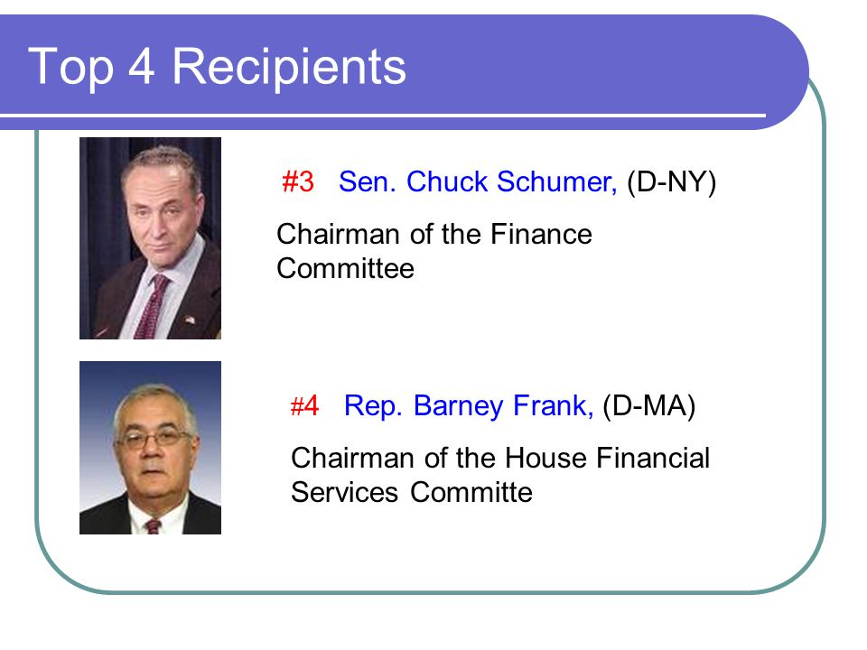 2005 Franklin Raines & top execs are forced to resign from Fannie Mae.