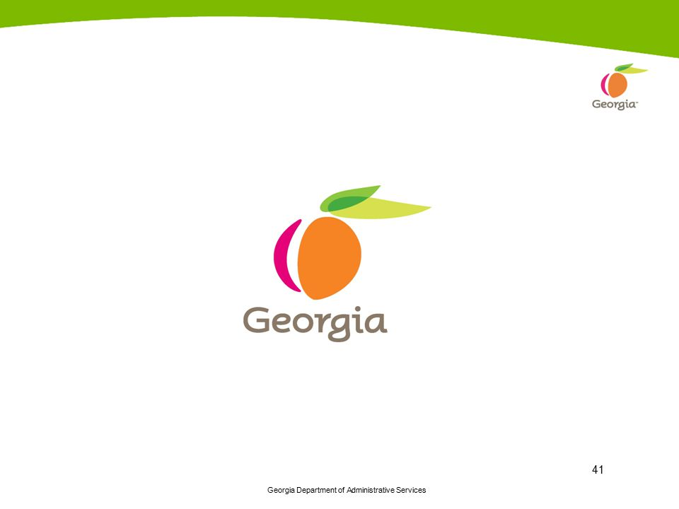 Georgia Department of Administrative Services 41