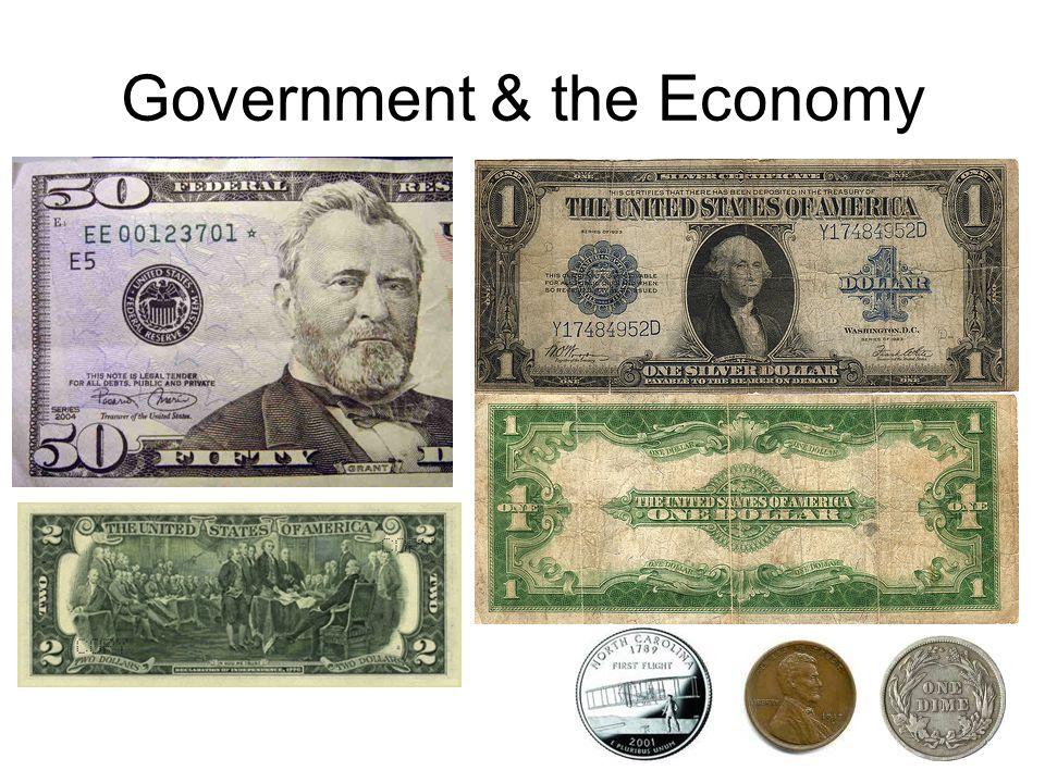 Government & the Economy