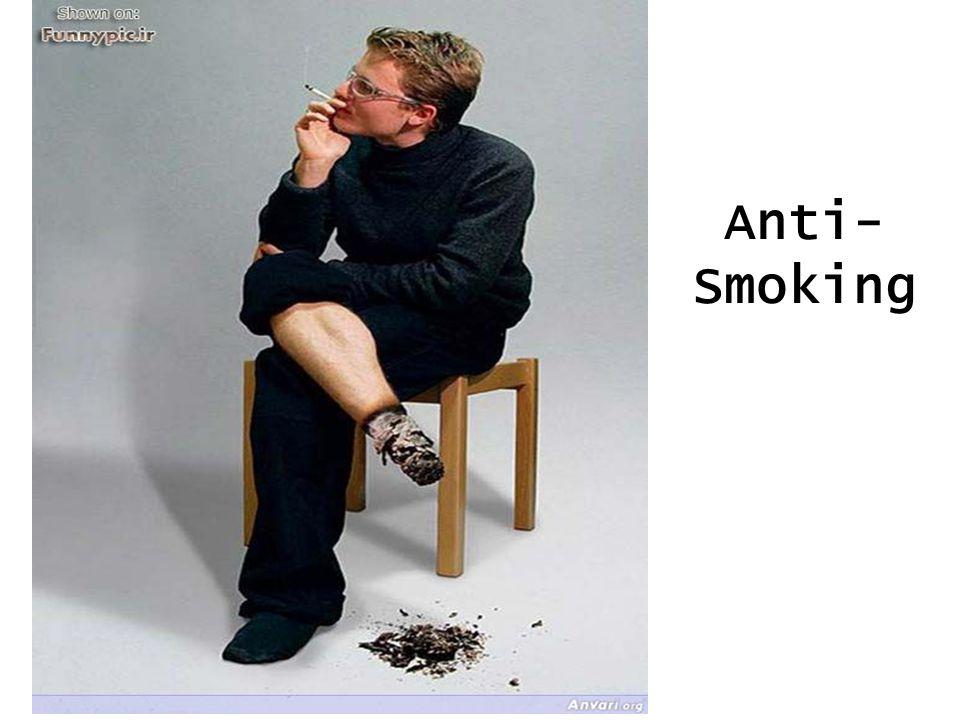Anti- Smoking