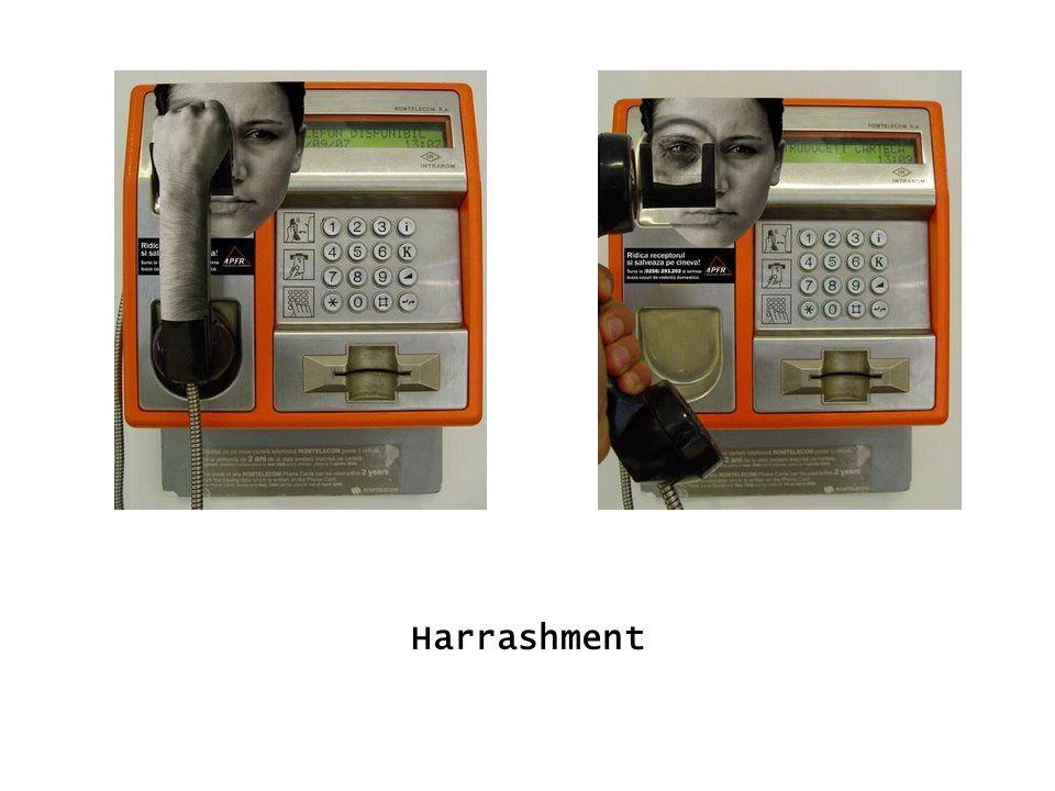 Harrashment