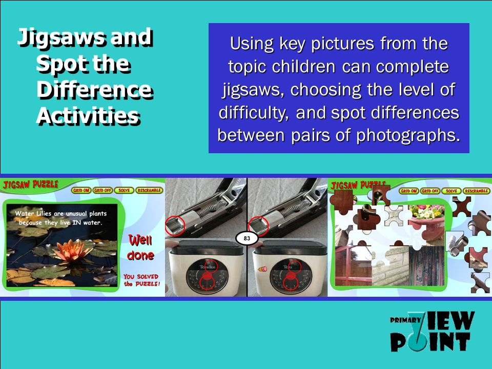 Cloze Activities Cloze activities allowing you to focus children's thoughts on the results of investigations, or on summarising a particular unit of work.