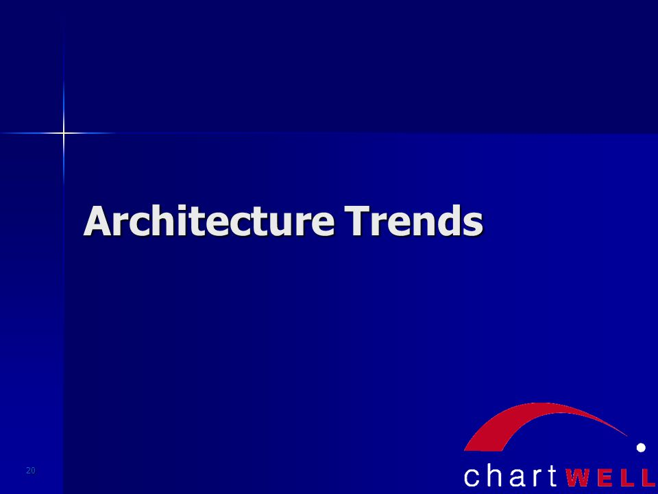 20 Architecture Trends