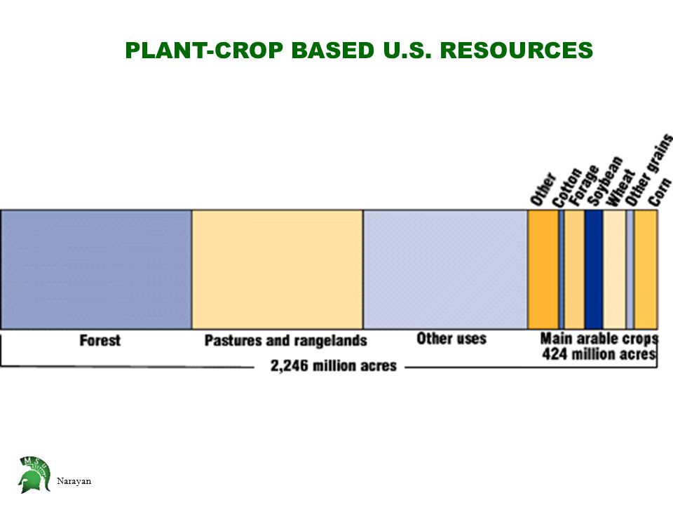 Narayan PLANT-CROP BASED U.S. RESOURCES