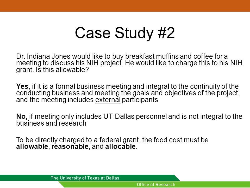 Case Study #2 Dr.
