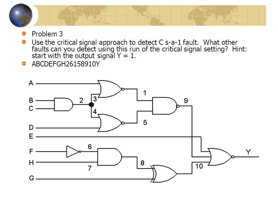 Stuck-open Faults ABCDOut T1 =11110 T2 =0001.
