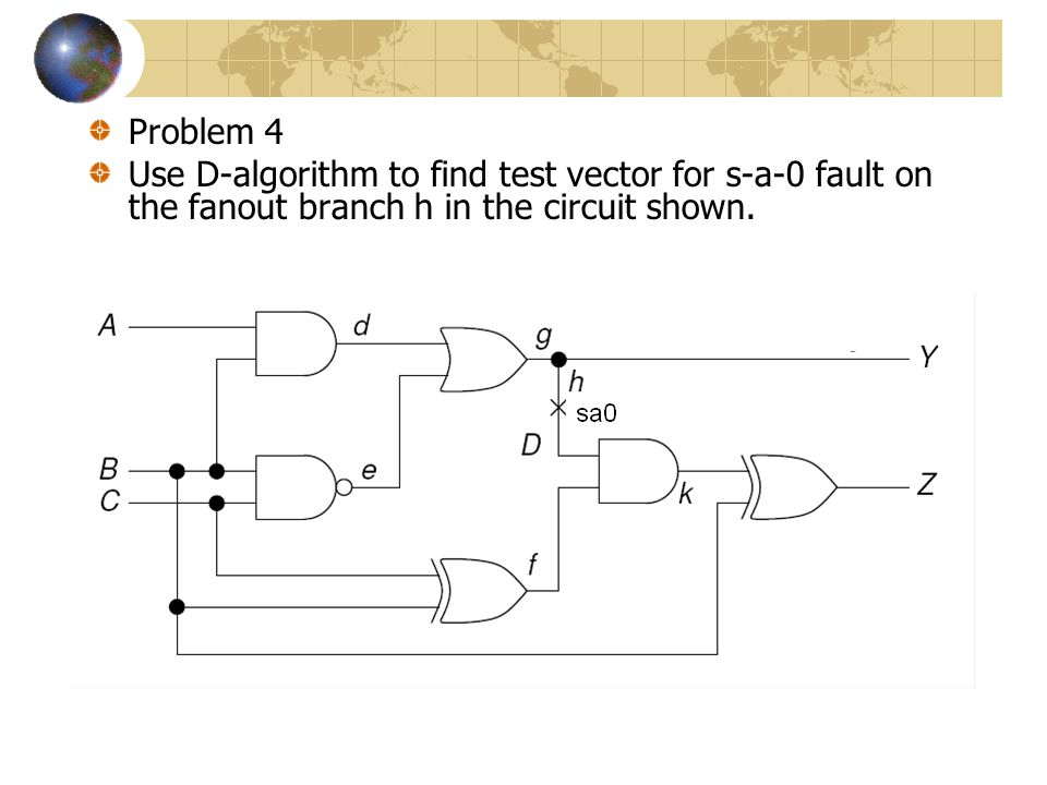 Inverter: Good and Faulty I DDQ