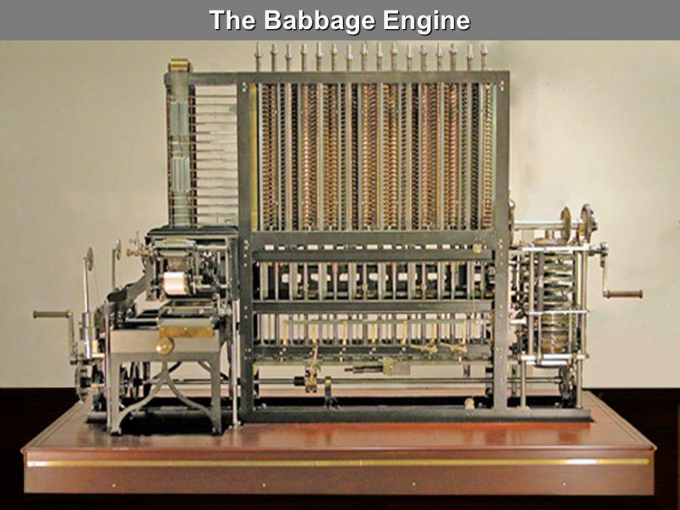 The Babbage Engine