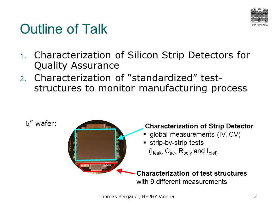 2. Monitoring of Manufacturing Process PQC …. Process Quality Control