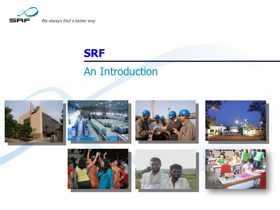 SRF An Introduction
