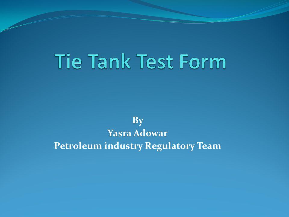 By Yasra Adowar Petroleum industry Regulatory Team