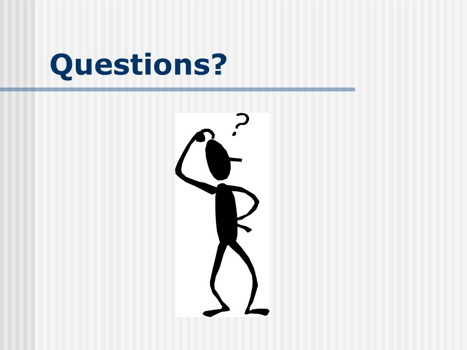 Questions to Class Q) How long are ACI's retained.