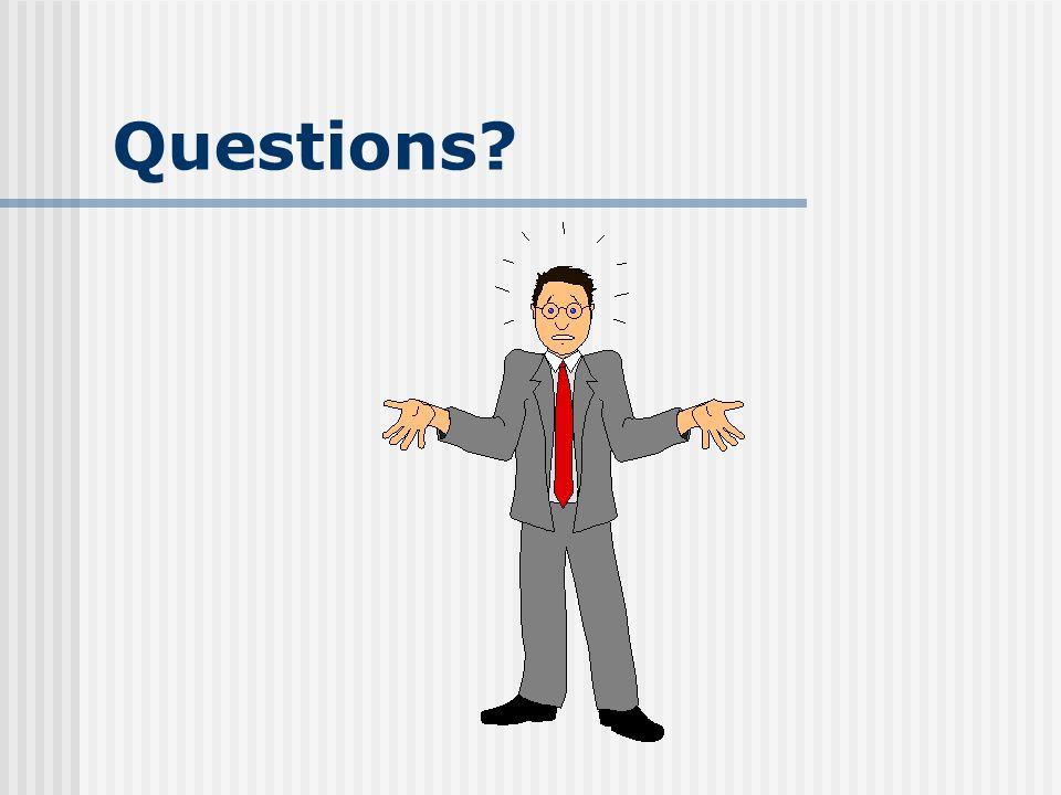 Questions to Class Q) How do you confirm proper radius.