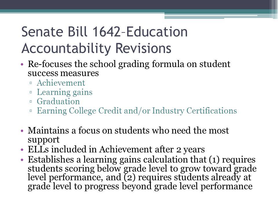 Florida Standards Assessments (FSA); Florida Comprehensive Assessment Test (FCAT/FCAT 2.0); and Next Generation Sunshine State Standards (NGSSS) End-of-Course (EOC) Assessments Maria C.