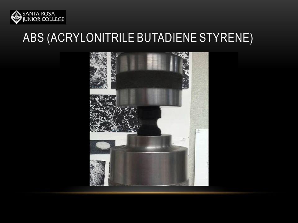 ABS (ACRYLONITRILE BUTADIENE STYRENE)