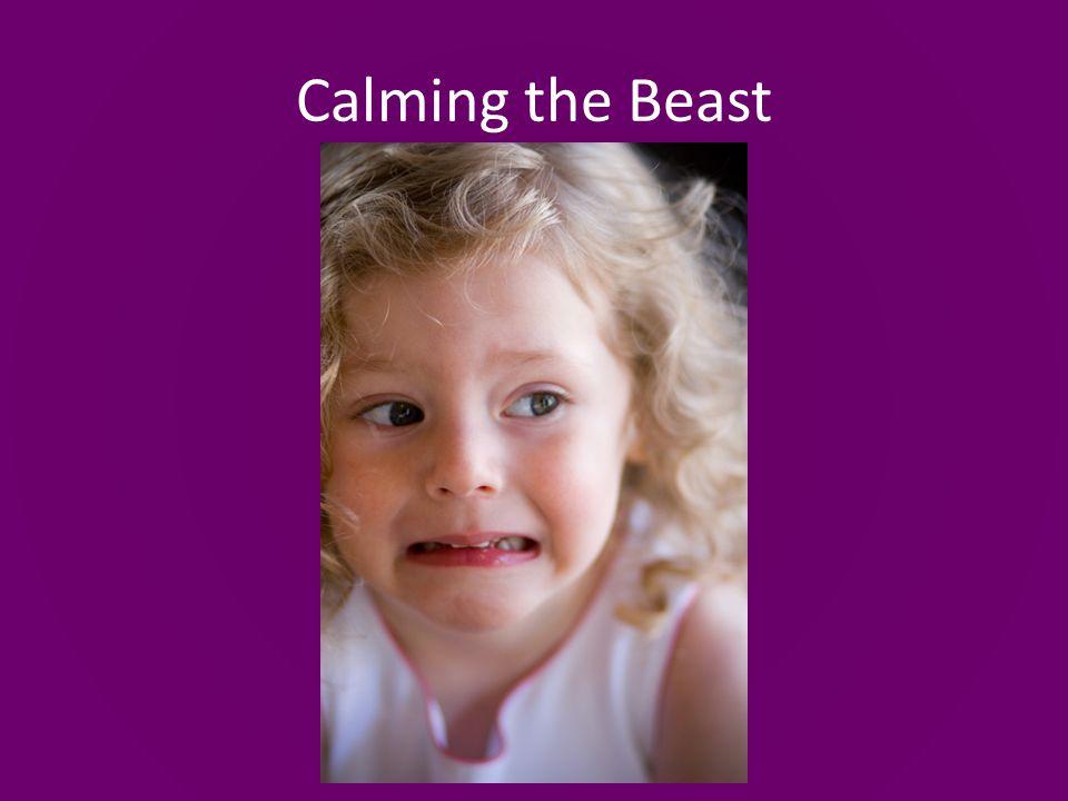 Calming the Beast