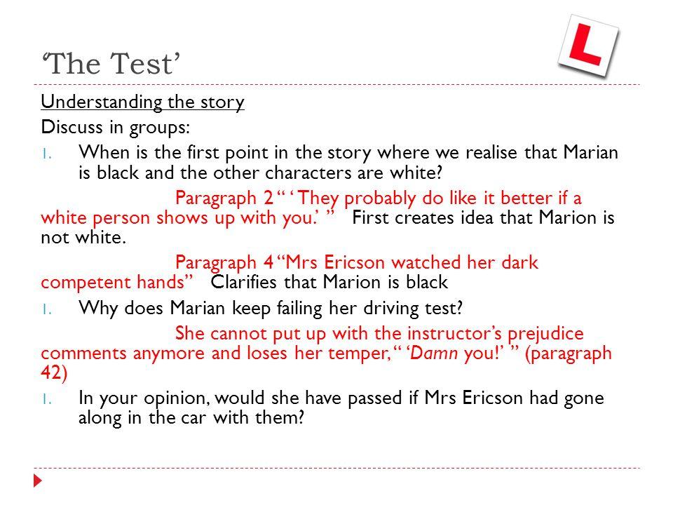 Character Marian