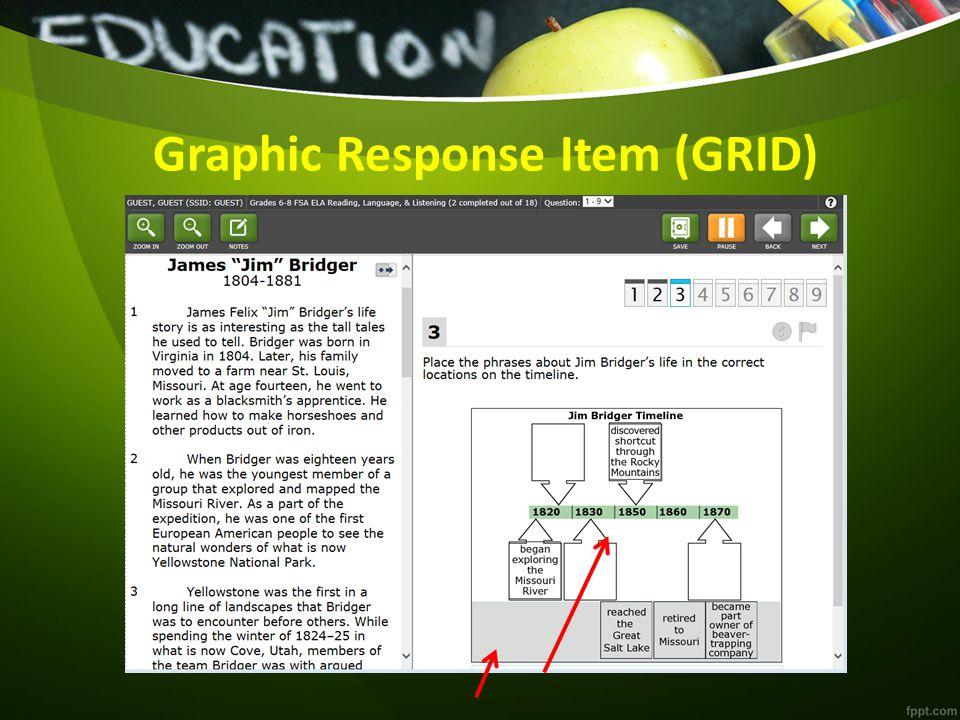 Graphic Response Item (GRID)