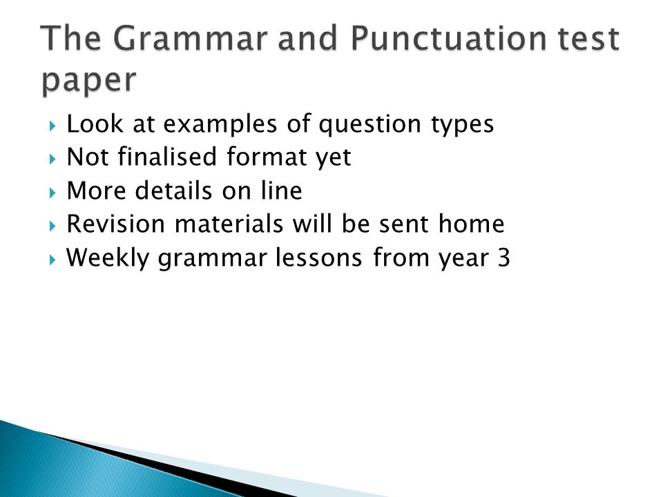  Look through the revision book. Look online at examples of questions.