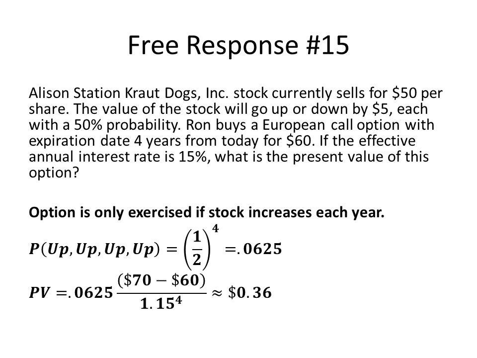 Free Response #15