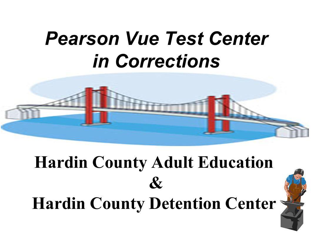 Hardin County Adult Education & Hardin County Detention Center