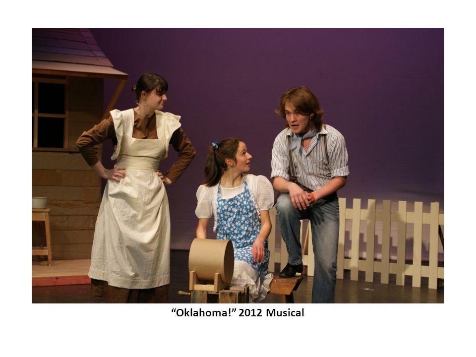 Oklahoma! 2012 Musical