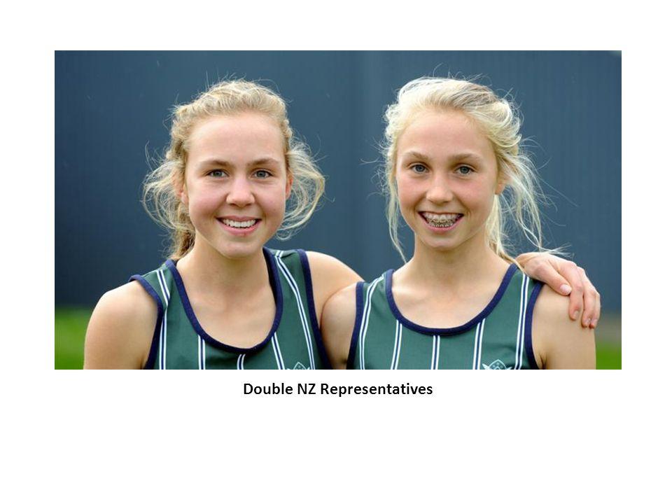 Double NZ Representatives