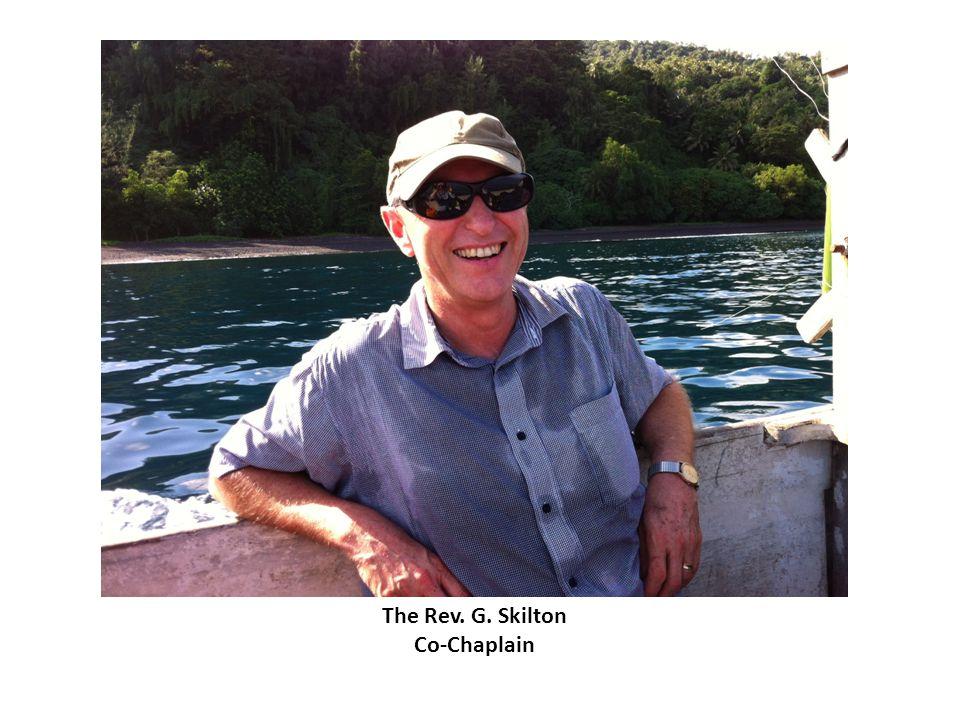 The Rev. G. Skilton Co-Chaplain