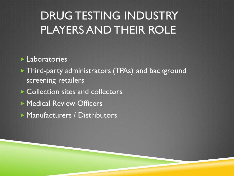 2. WHY DO COMPANIES DRUG TEST?