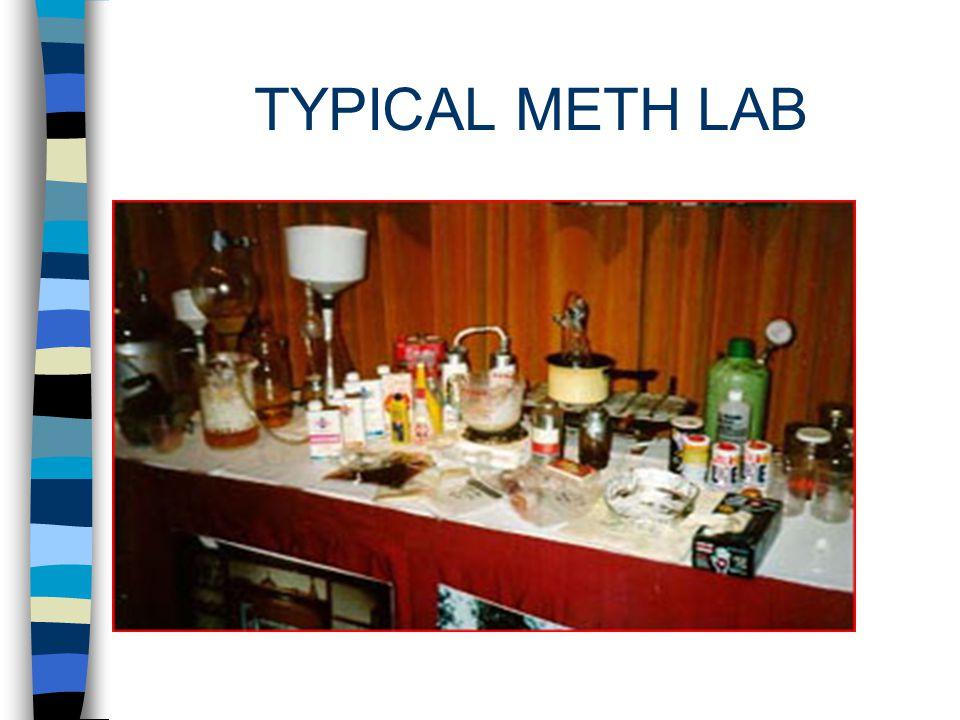 METHAMPHETAMINE: DEFINING THE PROBLEM Methamphetamine or
