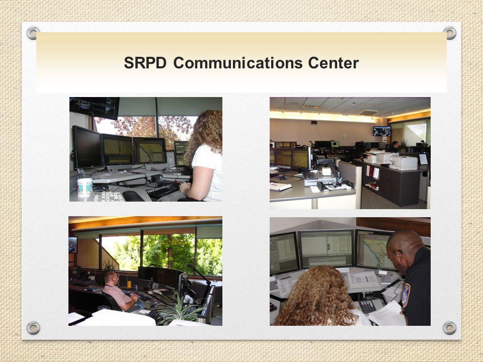 SRPD Communications Center