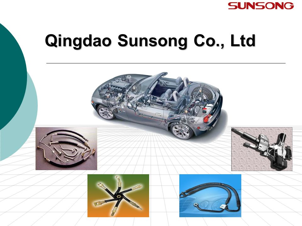 Table of Contents Sunsong's Products Sunsong's Markets Sunsong's Concept Sunsong's Certifications Sunsong's Design & Test Capability Sunsong at first sight