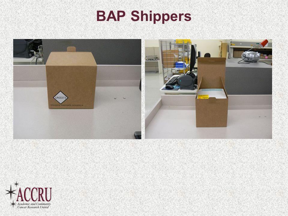 BAP Shippers