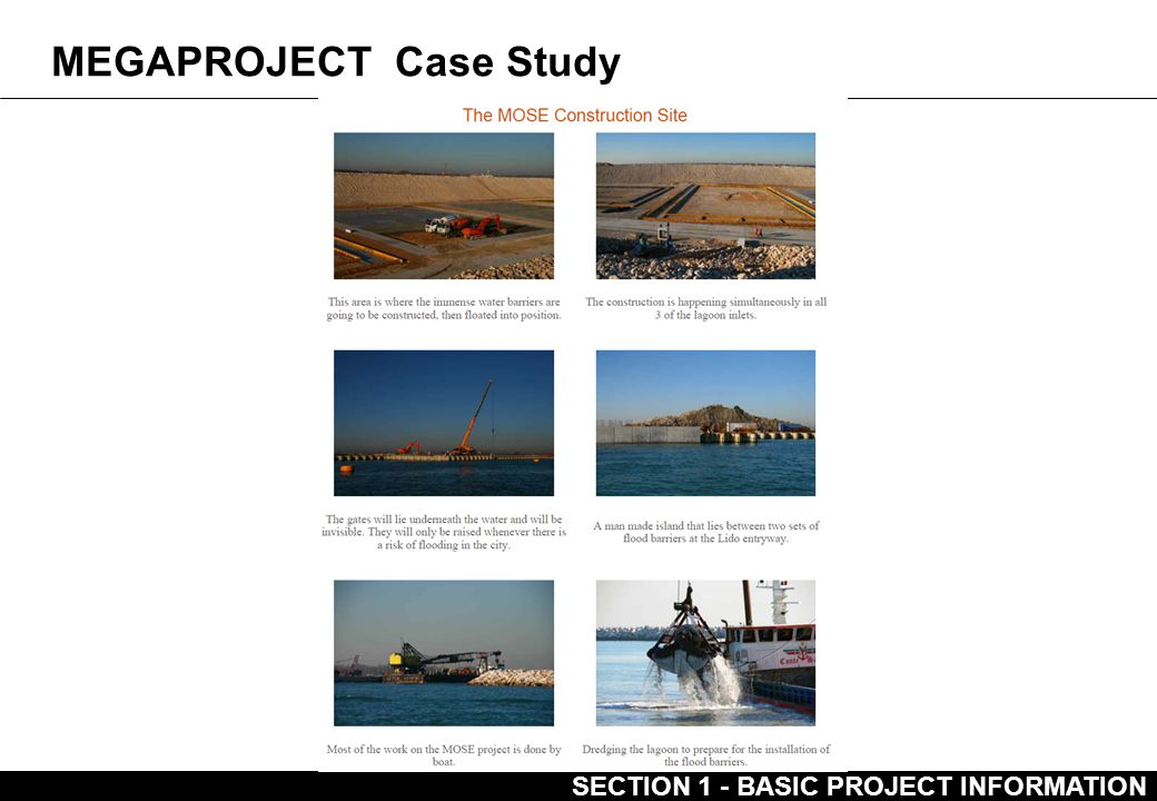 MEGAPROJECT Stakeholder Identification (Internal) 1 SECTION 2 - PROJECT STAKEHOLDERS Stakeholder CategoryCase-StudyComments (e.g.