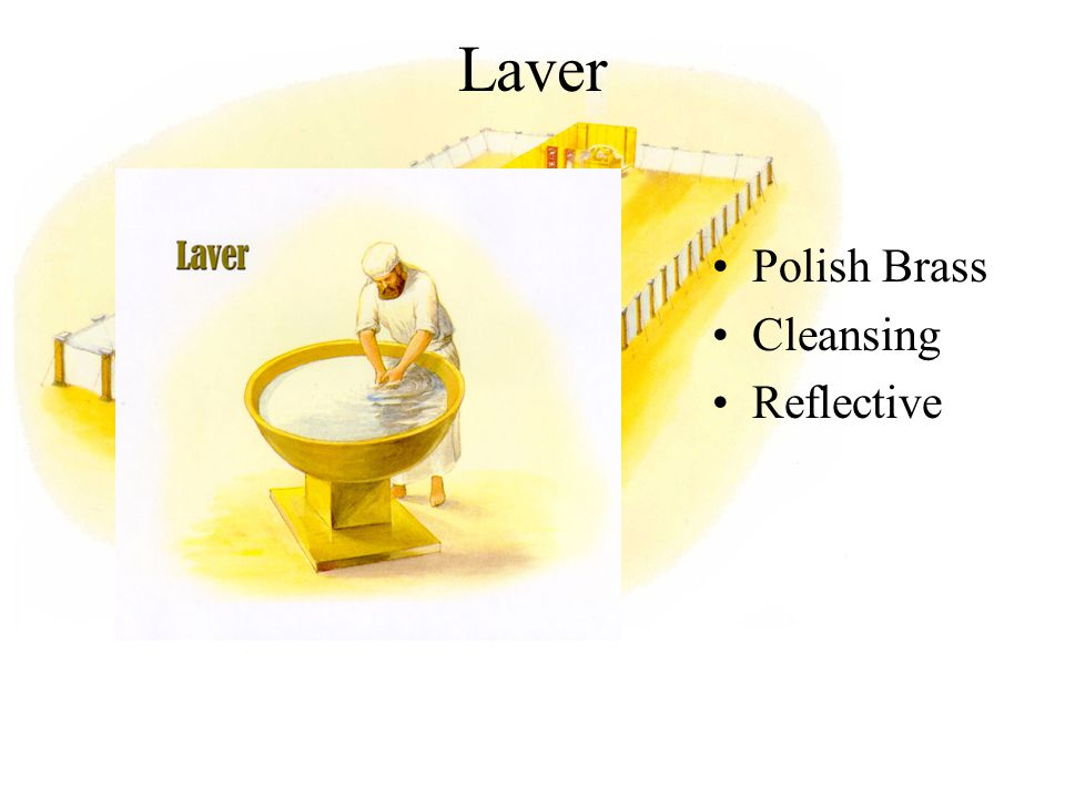Polish Brass Cleansing Reflective Laver