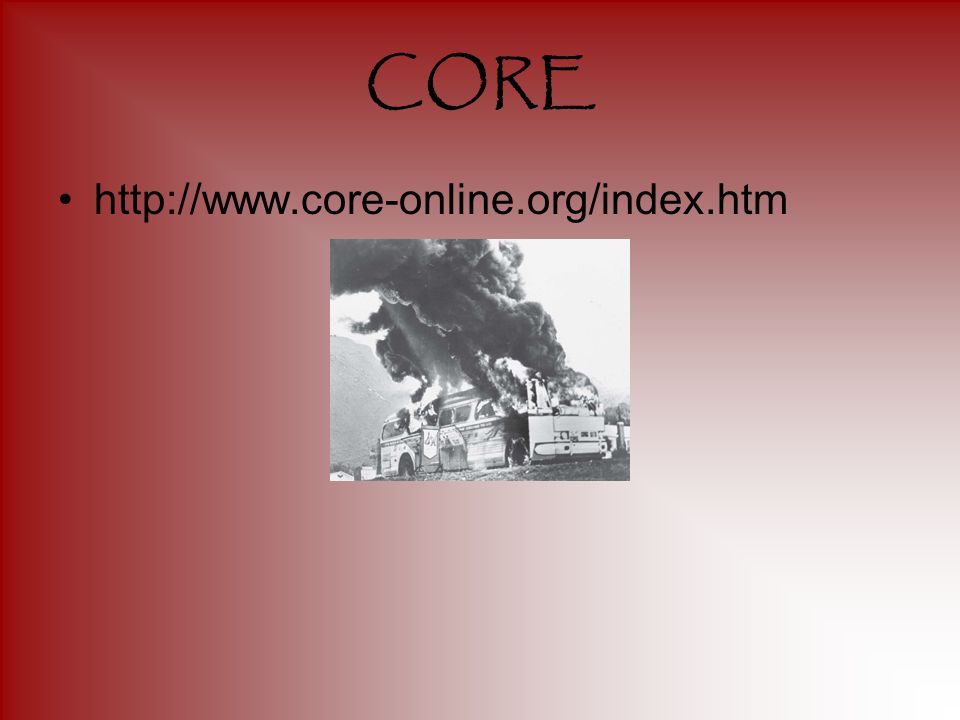 CORE http://www.core-online.org/index.htm