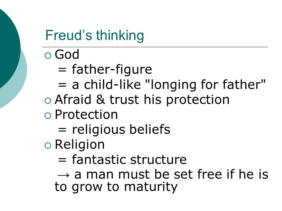 Freud's structural theory Three areas of the personality: Id  the area of the human genetic endowment  the repository of the biologically determined instincts