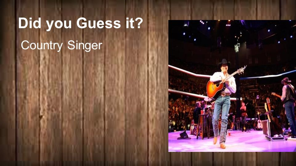 Did you Guess it Country Singer 2 + 2 ____ = 4