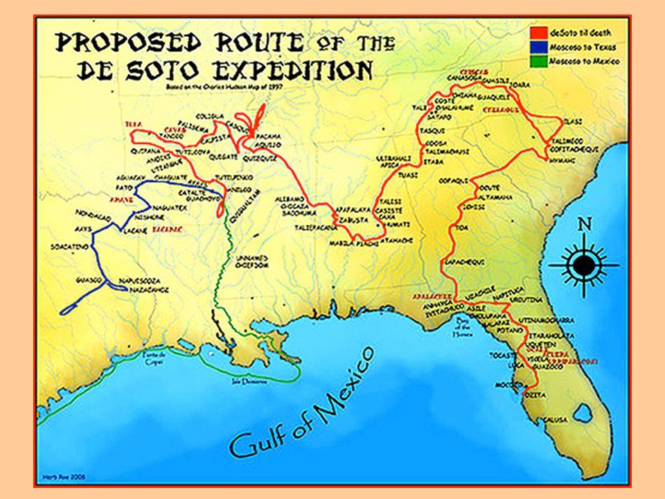 Important facts (French) 1562-1565  French Huguenot explorers and settlers (Jean Ribaut, René Gaumont de Laudonnière, et al) explore and settle Charlesfort at Parris Island and Fort La Caroline in Jacksonville.