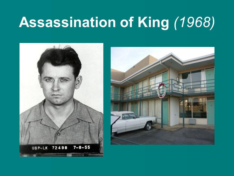 Assassination of King (1968)